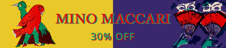 30% Discount on Mino Maccari
