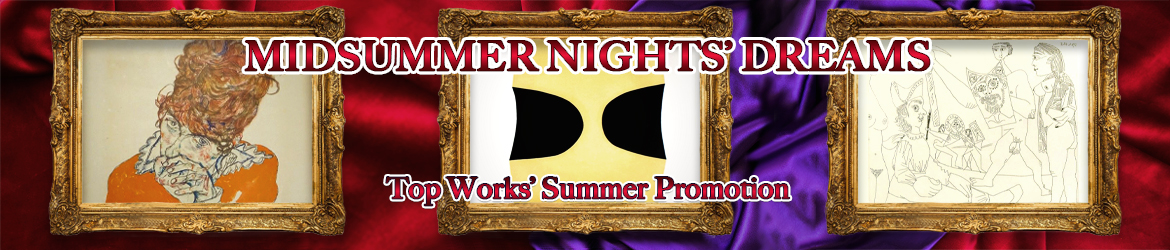 Midsummer Nights' Dreams: Top Works' Summer Promotion