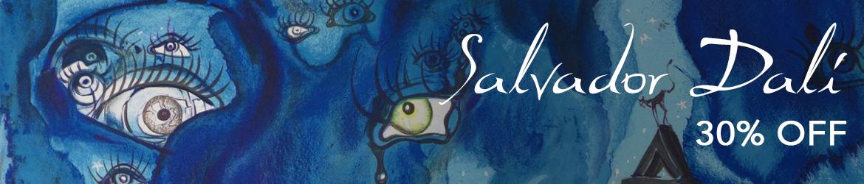 Salvador Dalí: 30% OFF!