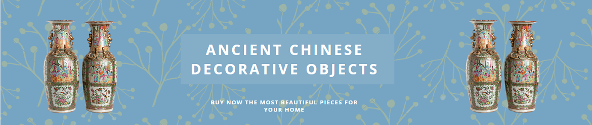 Chinese Decorative Objects - Design