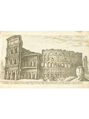 Vedute degli Antichi Vestigi di Roma - SOLD