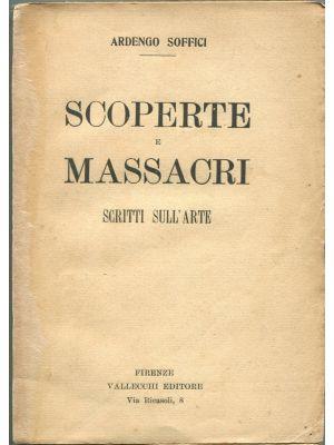 Scoperte e Massacri, Scritti sull'Arte