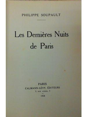 Les Dernières Nuits de Paris