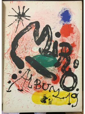Mirò Album 19 (Catalogo dell'esposizione alla sala Gaspar di Barcellona)