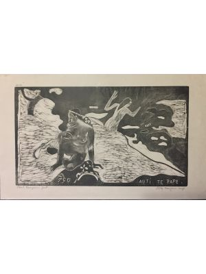 Post-Impressionism, Paul Gauguin, Artwork, Auti te pape, Modern Art, art for sale, art, buy art online, prints, lithograph, online, artworks, artwork, etchings, etching, multiples, artists artwork, purchase artwork, original artworks, buy artwork, afforda