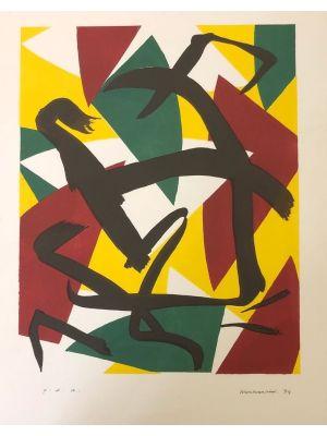 Abstract Composition di Luigi Montanarini