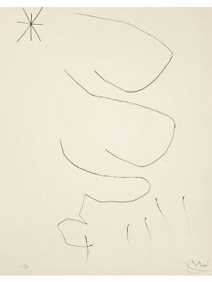 Journal d'un Graveur by Joan Mirò - Contemporary Artwork