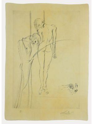 Salvador Dalì - Des Rois Pendus aux Arbres - Surrealist Art