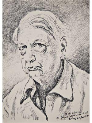 Self Portrait by Giorgio de Chirico - Surrealism