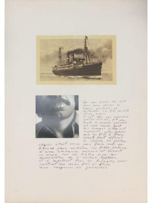 Untitled by Jannis Kounellis - Contemporary Art