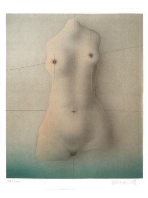 Les Femmes by Paul Wunderlich - Contemporary Art