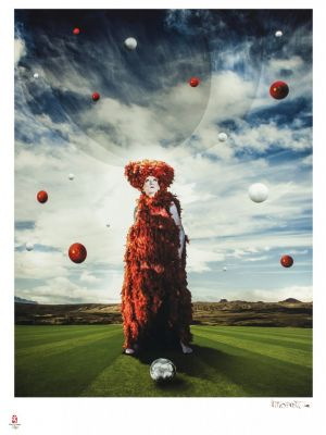 Game Lover By Matteo Basilè - Contemporary Artwork