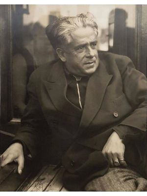 Portrait of Francis Picabia by Man Ray - Dadaism
