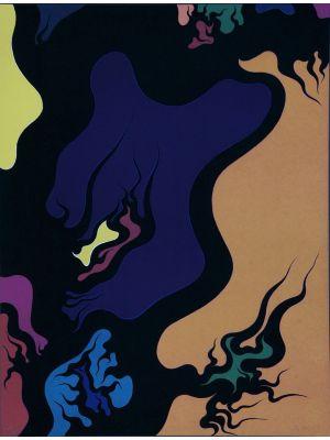 Purple Hell by Luigi Boille - Contemporary Artwork