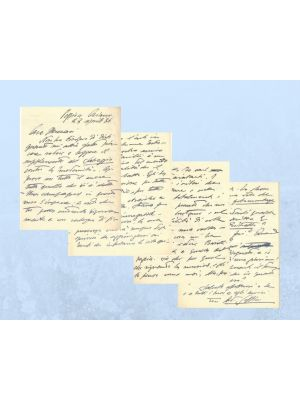 Letters from Ardengo Soffici to Mino Maccari