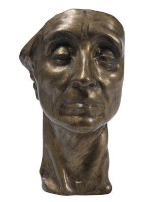 Head of Man by Amedeo Bocchi - Modern Artwork
