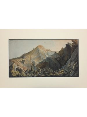 Landscape - Plate XIV from