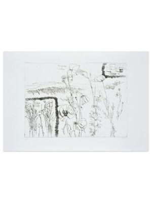 Una giornata in collina by Renzo Biason - Contemporary artwork