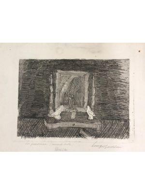 La Provincia Dimenticata by Luigi Bartolini - Modern Artworks