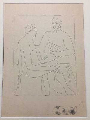 Numa suit les Cours de Pythagore - From