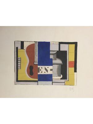 L'Encrier by Fernand Léger - Modern Art
