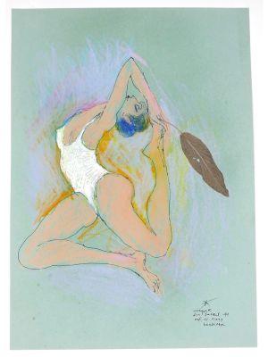 Cirque du Soleil by Sergio Barletta - Contemporary Artworks