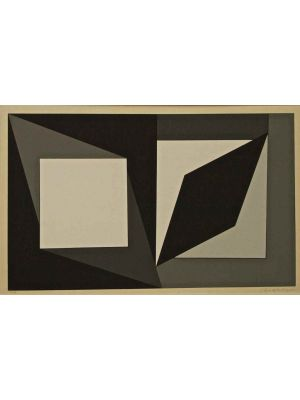 Hommage à Malevich - SOLD