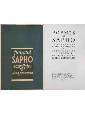 Poèmes de Sapho