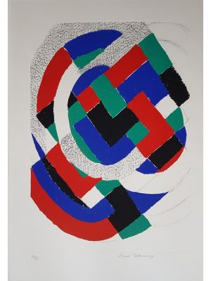 Untitled by Sonia Delaunay - Contemporary Art