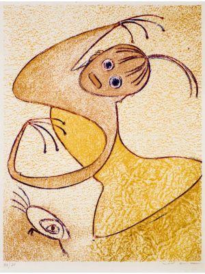 Hommage à San Lazzaro by Max Ernst - Surrealism