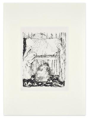 Ceremony II by Pierre Bonnard - Modern Artwork