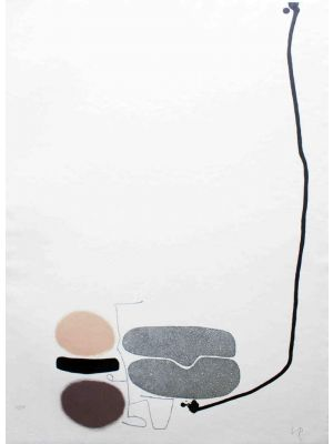 """Variation No. 1 – From """"Points of Contact - Variations"""" by Victor Pasmore - Contemporary Art"""