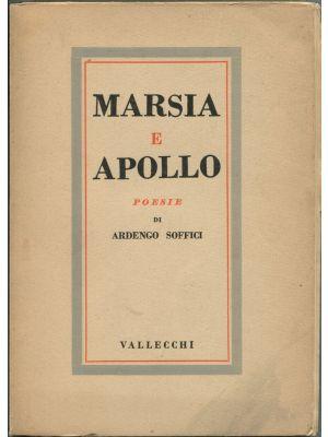 Marsia e Apollo