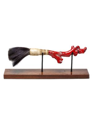 Oriental Calligraphy Brush by Anonymous - Decorative Object