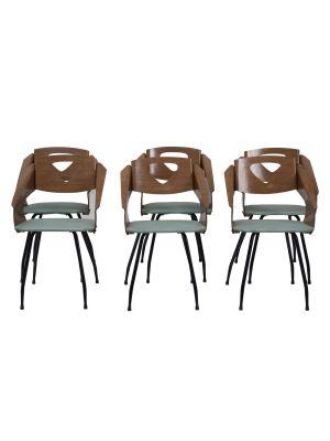 Six Chairs by Carlo Ratti - Design Furniture