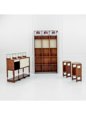 Vintage Bar Cabinet - Design Furniture