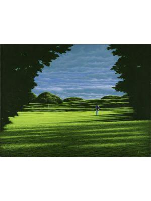 Green by Daniele Fissori - Contemporary Artwork