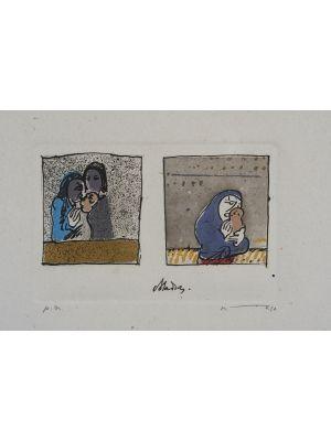 Maria by Josè Ortega - Contemporary Artwork