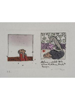 Delirio y Verdad by Josè Ortega - Contemporary Artwork