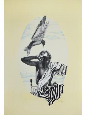 The Awakening by Oscar Pelosi - Contemporary Artwork