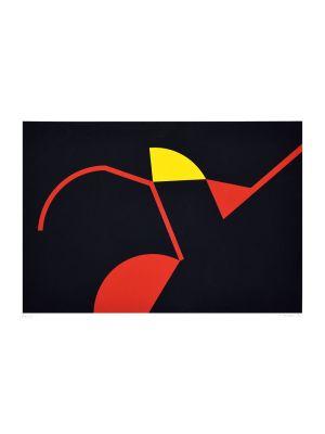 Tribal Colors by Renato Barisani - Contemporary Artwork