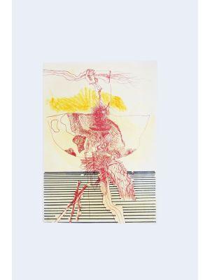 Untitled by Giuseppe Zigaina - Contemporary Artwork