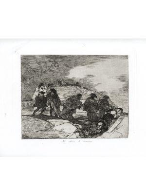 No Saben el camino by Francisco Goya - Old Masters