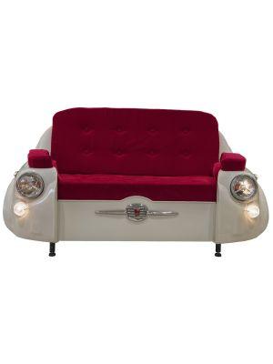Sofa Tania Model 01 by Michele Di Gregorio - Decorative Furniture