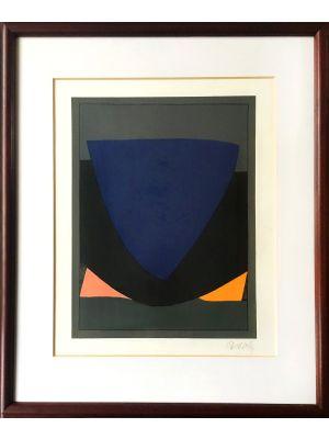 Tecoma by Victor Vasarely - Contemporary Artwork