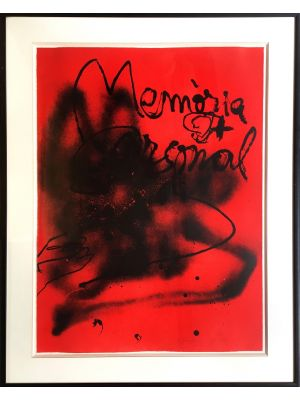Memoria Personal by Antoni Tapies - Contemporary Artwork