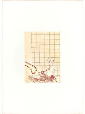 Senza Titolo by Giuseppe Zigaina - Contemporary artwork