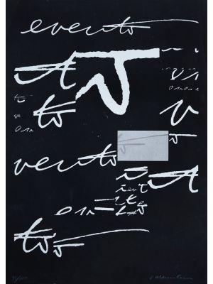 Hidden Signs by Plinio Mesciulam - Contemporary Artwork