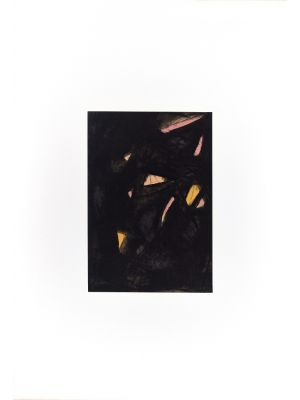 Untitled composition by Primo Conti - Contemporary artwork