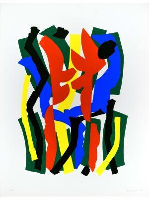 Untitled by Luigi Montanarini - Contemporary artwork